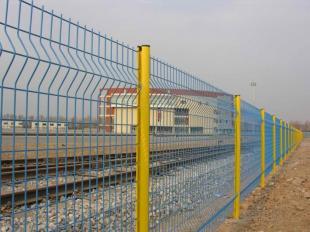 铁路隔离栅的优点