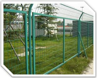 框架隔离栅