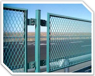 桥梁隔离栅